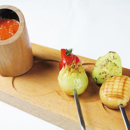 ·開胃小菜·油色和香味·趣味活頁