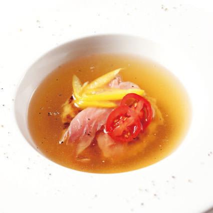 ·湯·哈蒙·塞拉諾的洋蔥湯〜喜歡焗烤〜