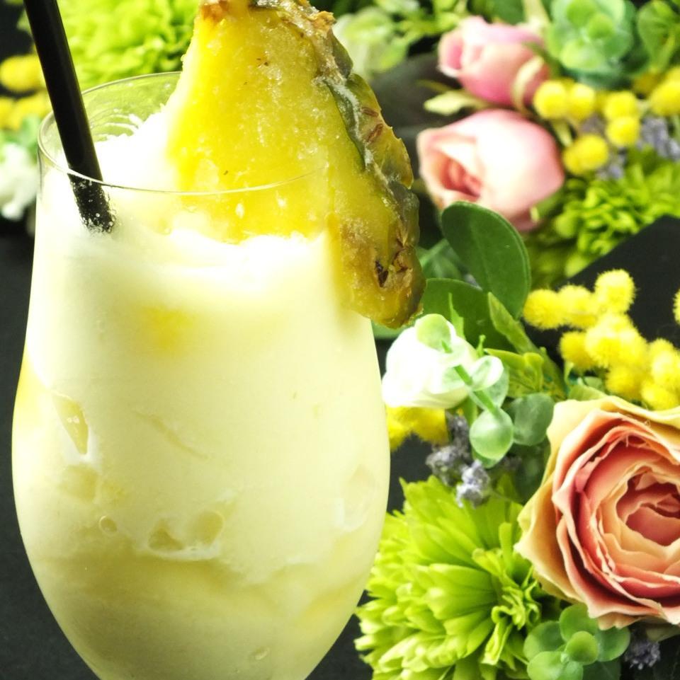 ■受歡迎的熱帶雞尾酒■