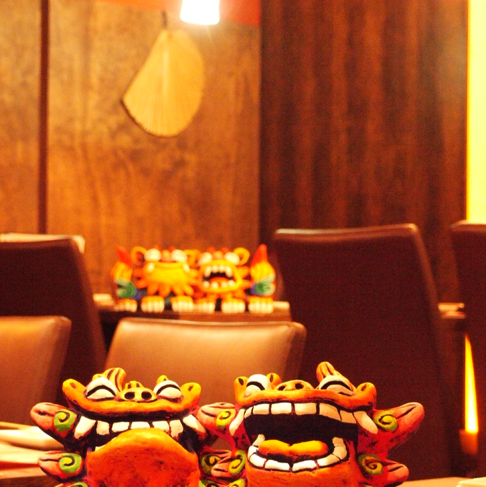 【Company Banquet】 Shisa greets you! Private space of 8/10/12/16 ~ 20 people is prepared.We have many seats according to the number of people.