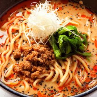 Ryukyu Tantan noodles