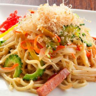 Okinawa chow mein