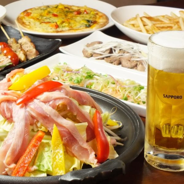 Boasting atmosphere ♪ bow's bunka party course <We also have a plan for celebrations and company banquets ◎>
