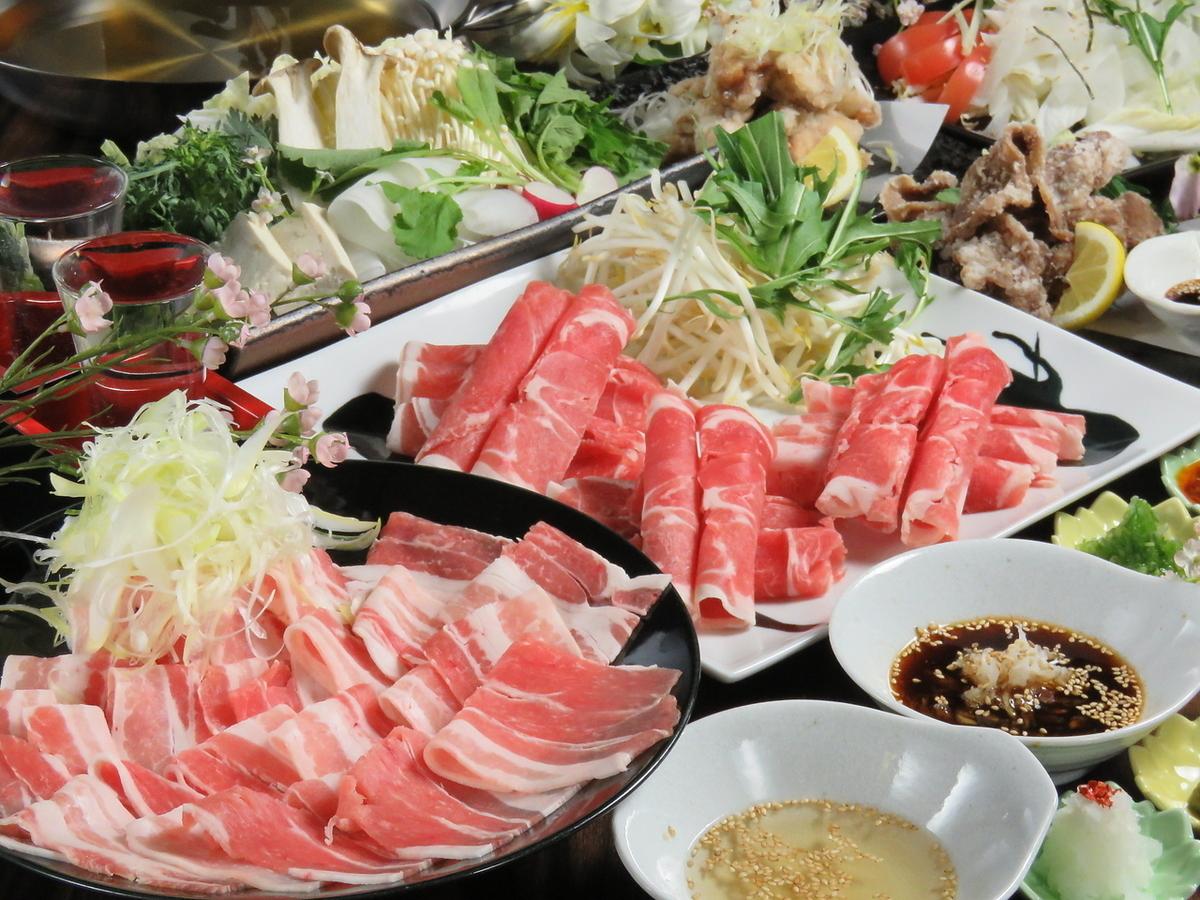 所有你可以吃涮涮鍋,壽喜燒!