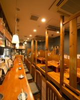 Counter seats 8 seats available ♪