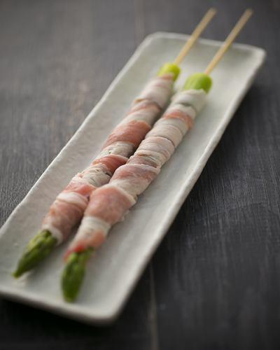[第二名]芦笋猪肉卷