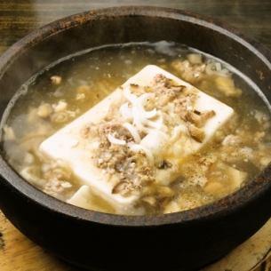 白馬布索豆腐(中國辣椒)