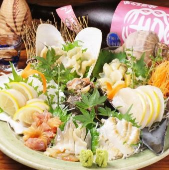 Random leisure six points (1 serving)