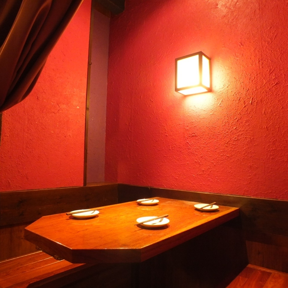 Space perfect for those who want to enjoy a waikai party or delicious sake.◎ also for entertainment and dining