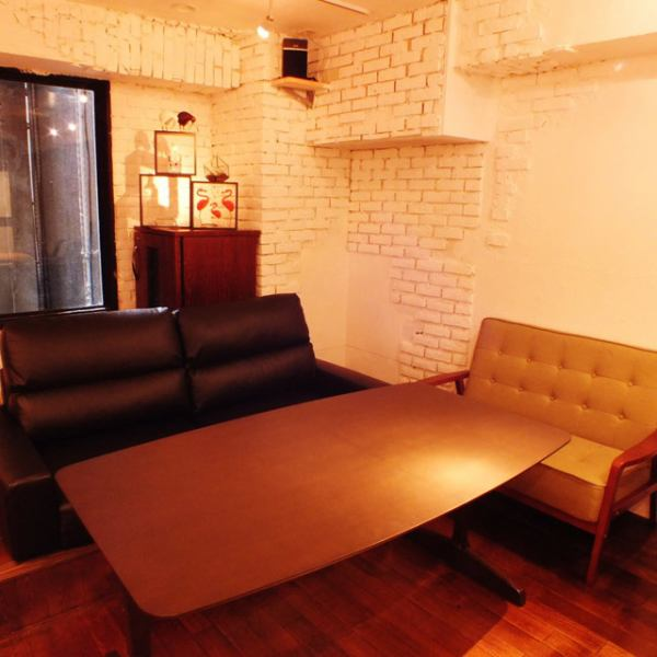 Guest room available for private use is also available! Sofa seats available, fully equipped! You can relax at the charter slowly ^ ^