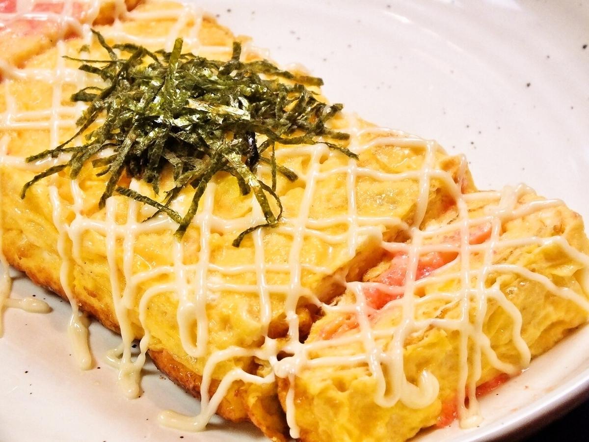 受欢迎的菜!Akuta煎蛋烤架