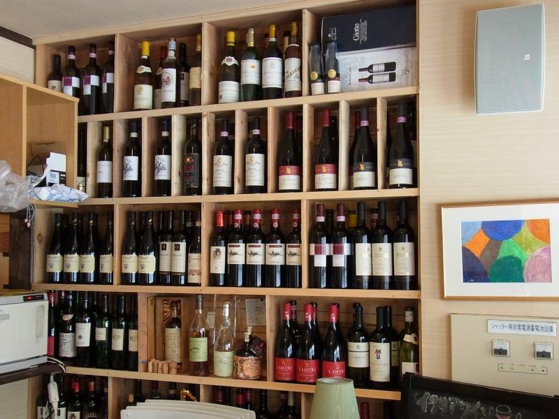 各种葡萄酒
