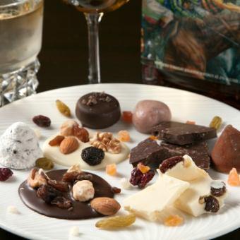 巧克力×威士忌
