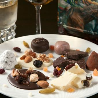 Chocolate × whisky