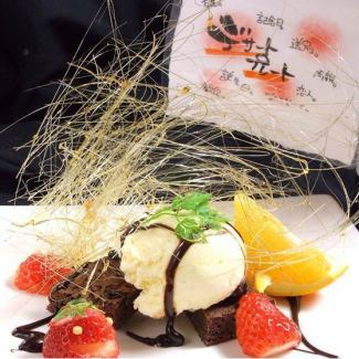 To important people · · · dessert plate ♪