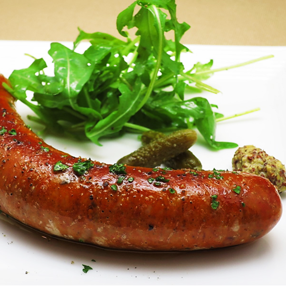 Original spanish sausage