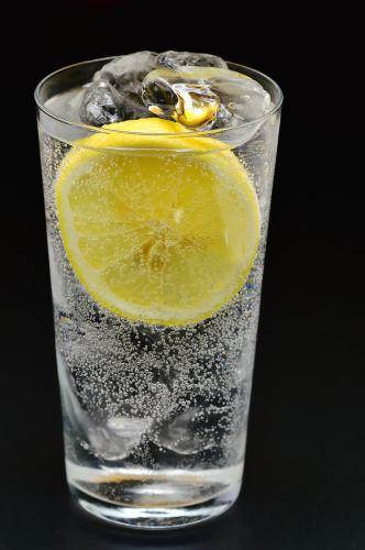 こだわりレモンサワー