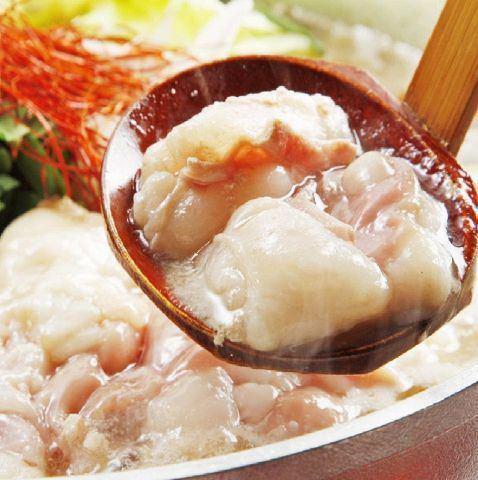 【福岡】博多もつ鍋~味噌or醤油~