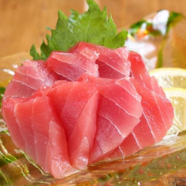 Okinawa Prefecture beautiful tuna stab