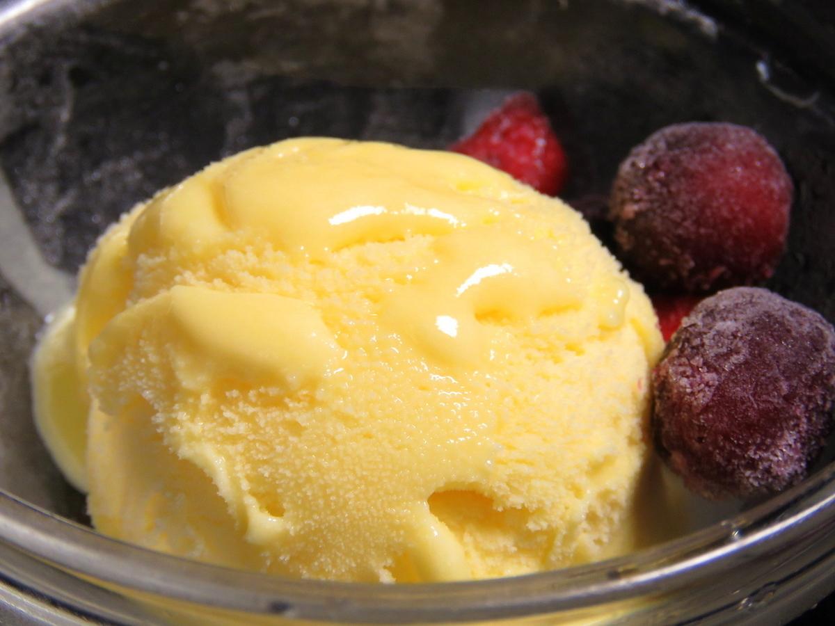 鳴門金時のアイスクリーム