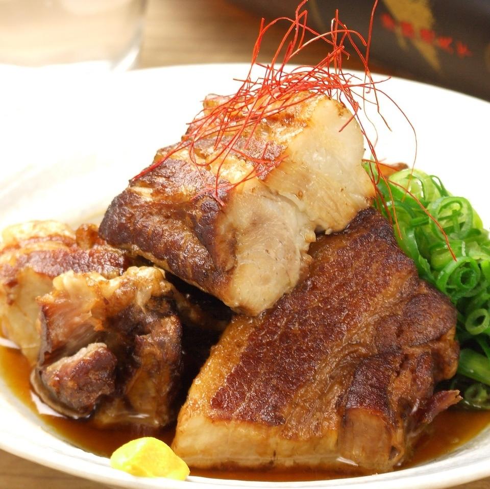 돼지 고기 조림