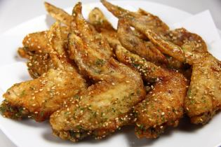 Addictive chicken wings