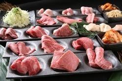 所有你可以吃一流的黑牛肉