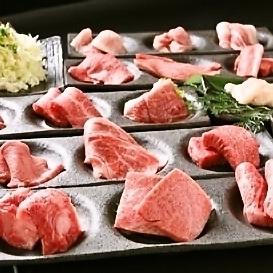 所有你可以吃黑毛和牛牛肉