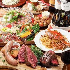 [附3小时所有你可以饮] [与烤鸡]和[满意当然] <菜肴8种菜肴> 4000燕埠·燕埠(含税)⇒3000