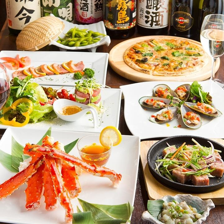 There are courses rich in Suidobashi Station West Exit 1 min walk ☆ 2480 yen - all-you-can-drink ♪