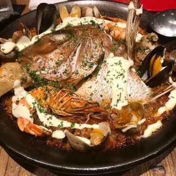 . 炭焼スペイン料理
