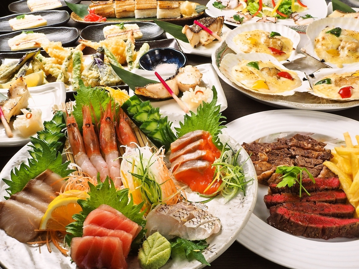 120 minutes Drinking attachment ★ Recommended courses for various banquets Course 3500 ~!
