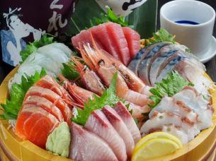 生魚片和生魚片