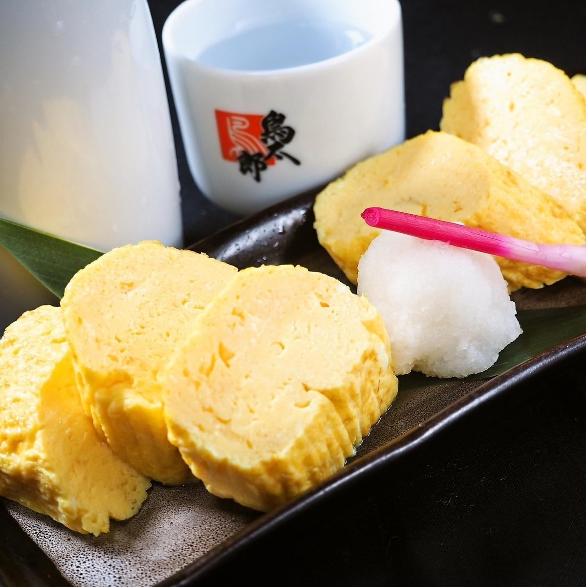日本人煎蛋捲