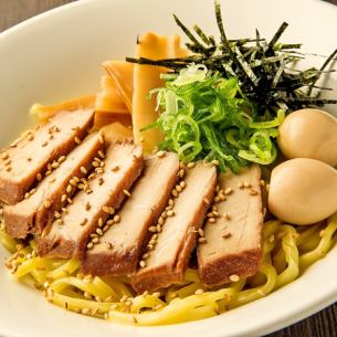 Tuna roasted salad with soba