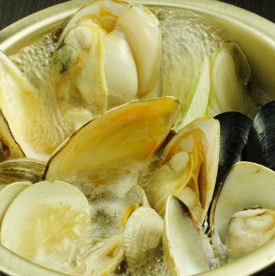 Specialty! Shellfish bath