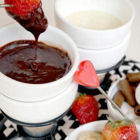 巧克力火锅