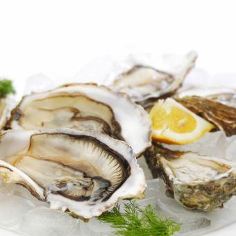 Hokkaido intellectual oyster (3 pieces)