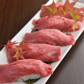 【コスパ◎】3時間飲み放題付「肉寿司orチーズタッカルビ食べ放題」【全6品/2980円】