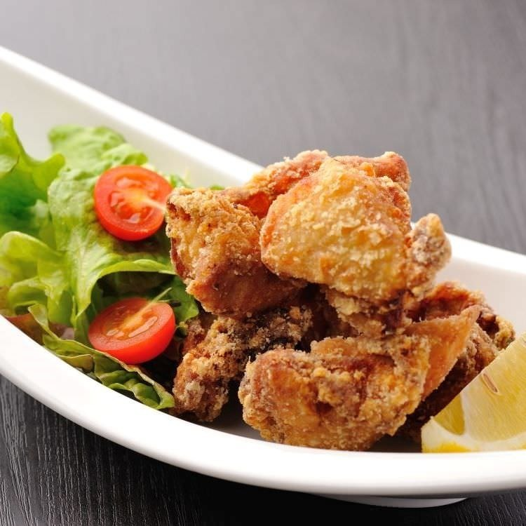 Deep-fried pure Japanese chicken Tatsuta