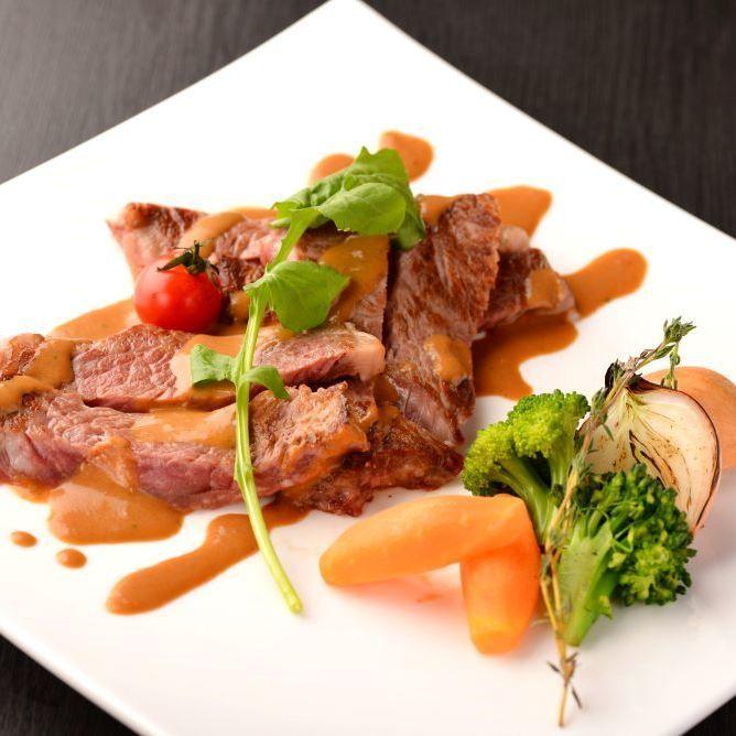 Sendai Kuroge Wagyu beef loinsteak
