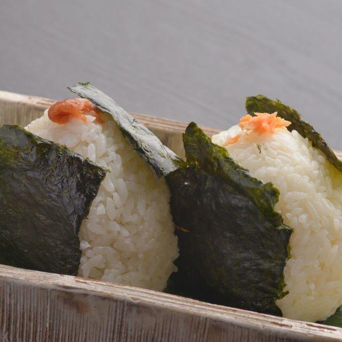 Himiborebisu rice ball (2 pieces)