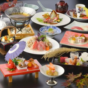 [1] Course Course 【Seasoning Taste】 8,000 yen (10 items equivalent to 10000 yen) ~ Miscellaneous items in January ~