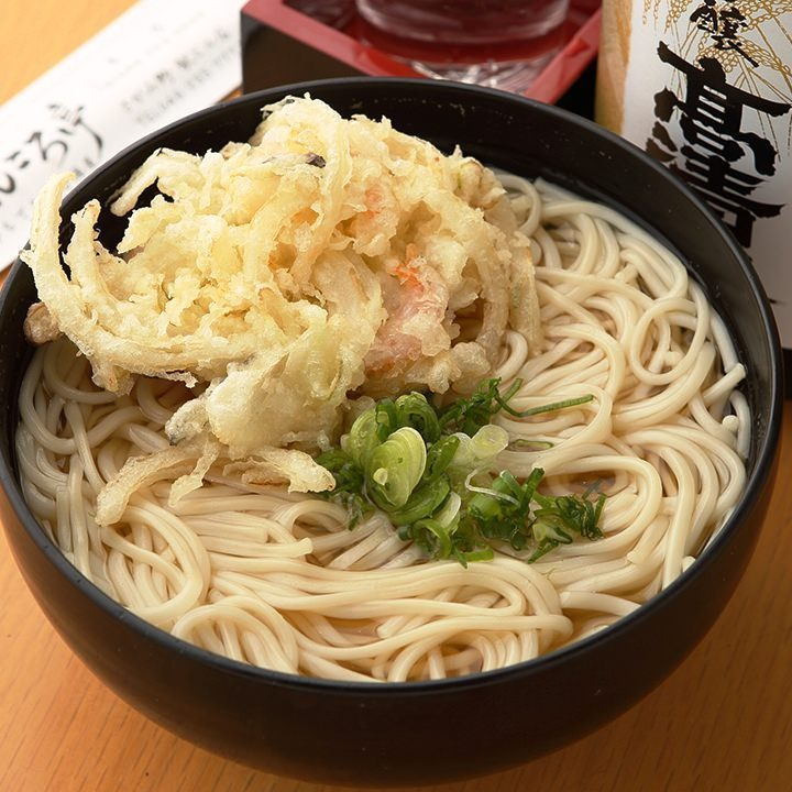 Pickled rice udon udon