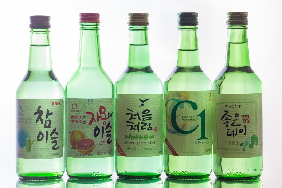 Korean Shochu