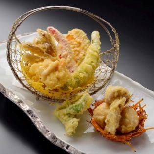 Season of tempura
