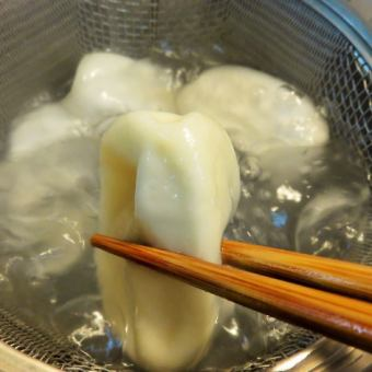 もちもち肉汁水餃子(五ヶ)