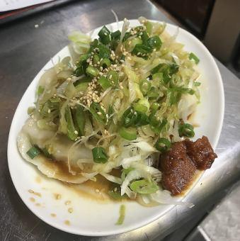 ねぎ野郎水餃子(五ヶ)