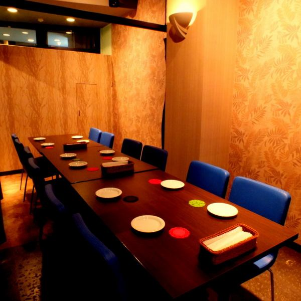 Various number of people will also correspond in the private room! Come and enjoy the special Italian in the private room! Private scene and official scene are also recommended ♪ Atsugi's birthday, anniversary, girls' society, anniversary, date, charter Into