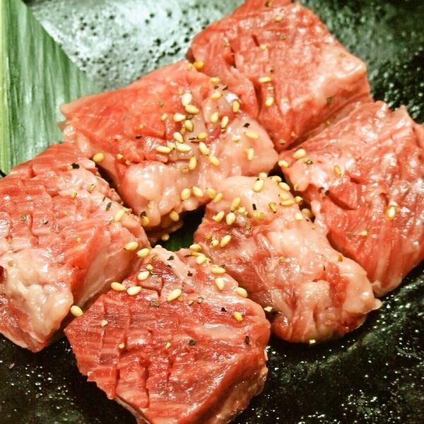 Wagyu beef in the drop Calvi